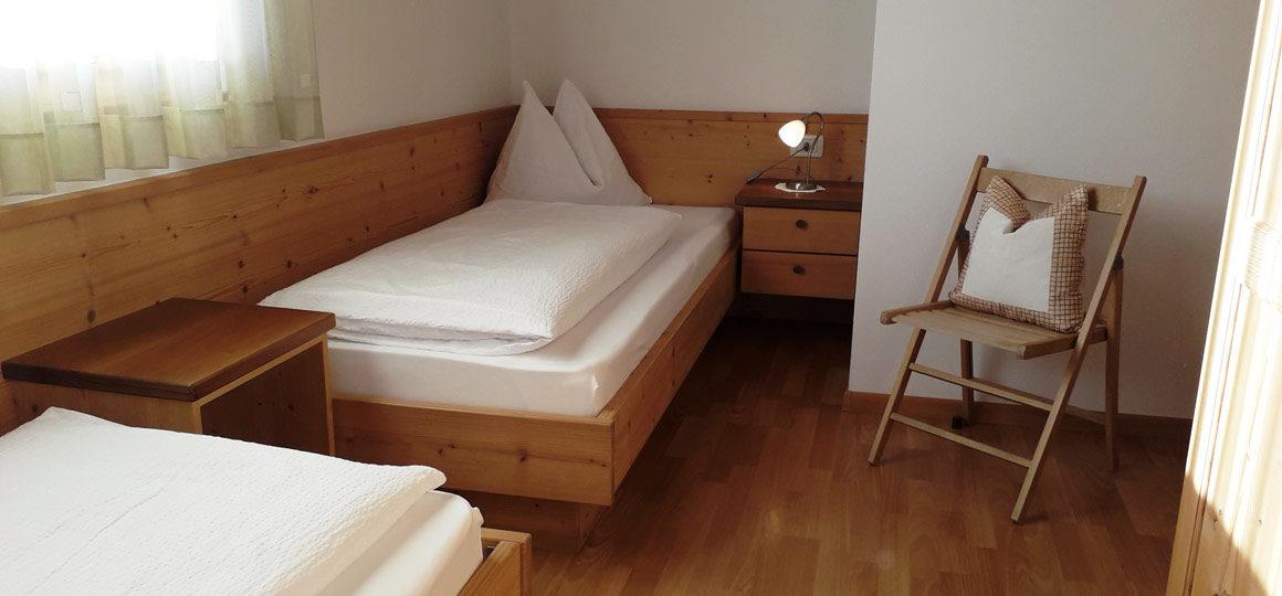 zweites Schlafzimmer Meran
